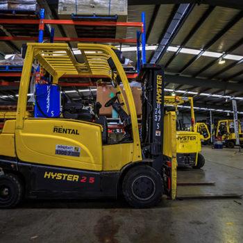 Forklift Services