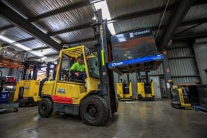 Adelaide Training Forklifts