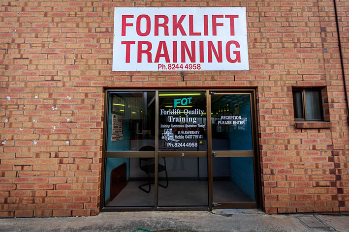 Forklift Quality Training