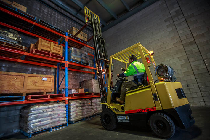 Forklift Quality Training Adelaide