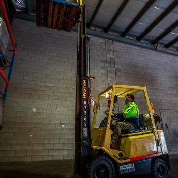 Forklift Quality Training Adelaide